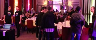 Animation blindtest pour la convention franchisés Levi's, au Touquet (agence Betwin).