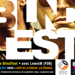 flyer blind test