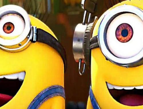 """Animation blind test pour Universal Pictures, lancement du film """"Moi Moche et Méchant 3"""""""